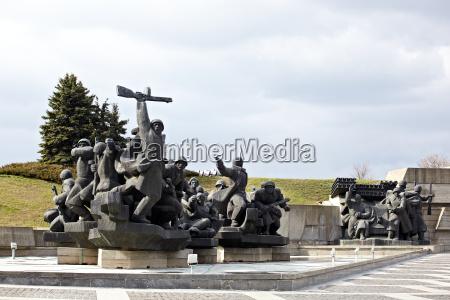 monument kiev