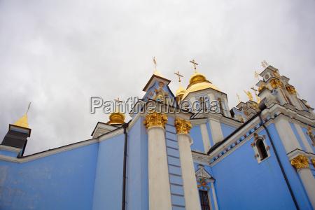st michael kathedrale in kiew ukraine