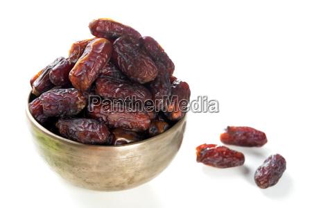 ramadan essen datum fruechte