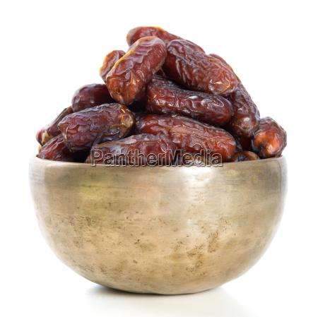 ramadan essen gibt fruechte