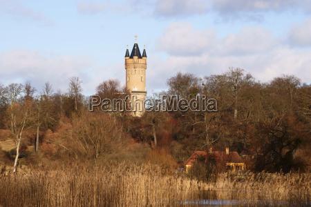 flatowturm in february