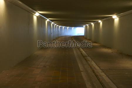 fussgaengertunnel wannsee