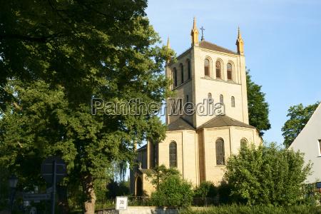 kirche in berlin stolpe