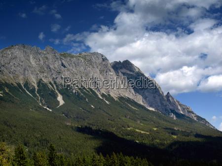 OEsterreich bergpanorama
