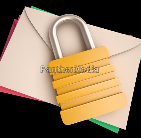 verschlossen briefkasten beschuetzen schutz schuetzen buchstabe