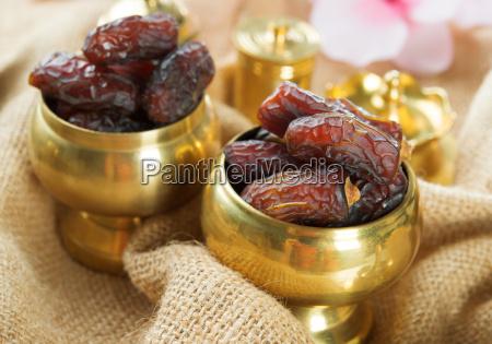 ramadan essen stammt fruechte