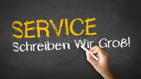 service slogan
