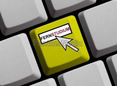 fernstudium online