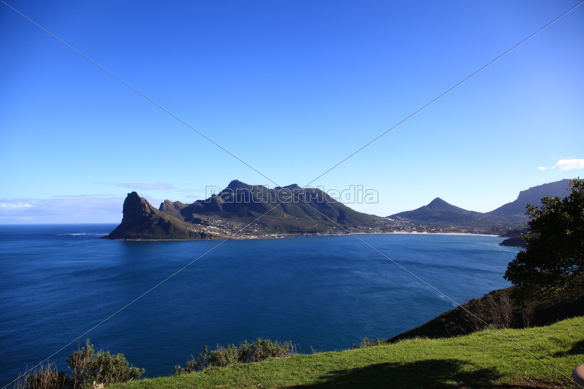 Küste, Südafrika, Wasser, Landschaft, Panorama, Afrika - 9646056
