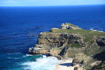 Kap der Guten Hoffnung, Südafrika, Landschaft, Panorama, Urlaub, Natur - 9648046