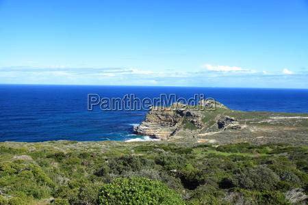 Kap der Guten Hoffnung, Südafrika, Wasser, Landschaft, Panorama, Urlaub - 9648034