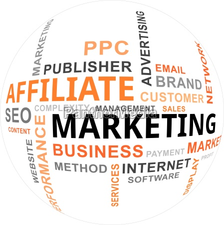 wort cloud affiliate marketing