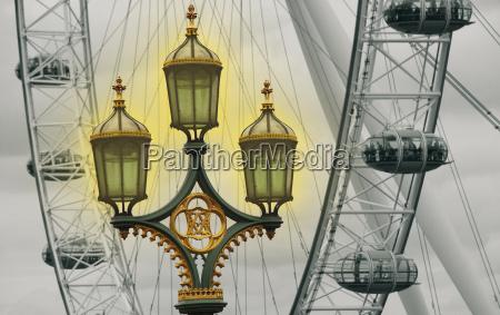 laterne, in, london - 9675102