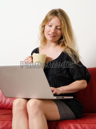 surfen im internet zu hause