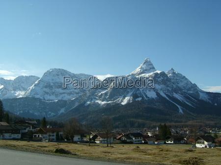 mountains alps rock mountain scenery countryside