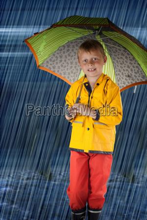 regen im herbst