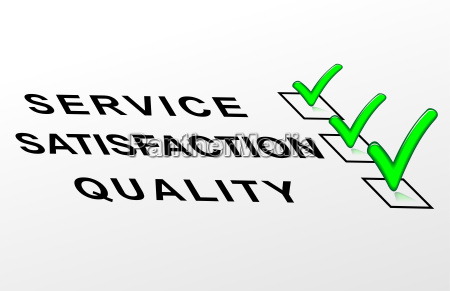 etikettenqualitaet zufriedenheit service