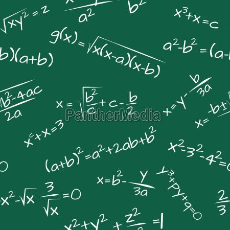 formel mathe nahtlose muster
