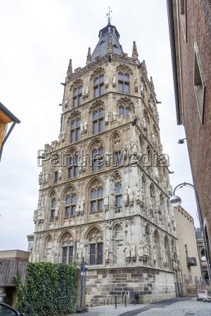 kolonie rathausturm