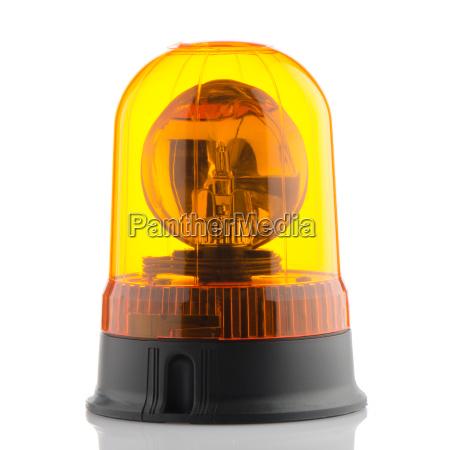 orange rundumkennleuchte