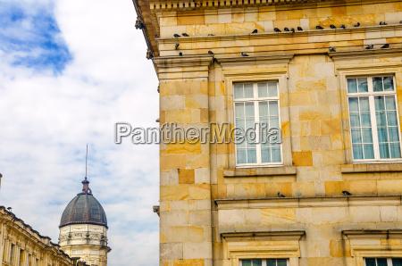 bogota government buildings