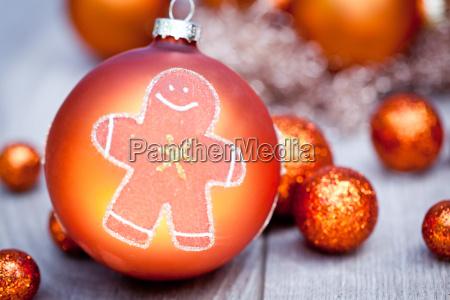 festlich weihnachtskugel dekoration weihnachten advent