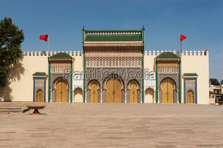 marokko koenigsstaedte wueste fes meknes chefchaouen