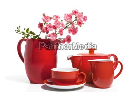 kaffee oder tee geschirr