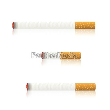 sigaretta sigaro pericolo morte primo piano