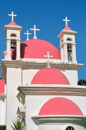 vertical oriented image of greek orthodox