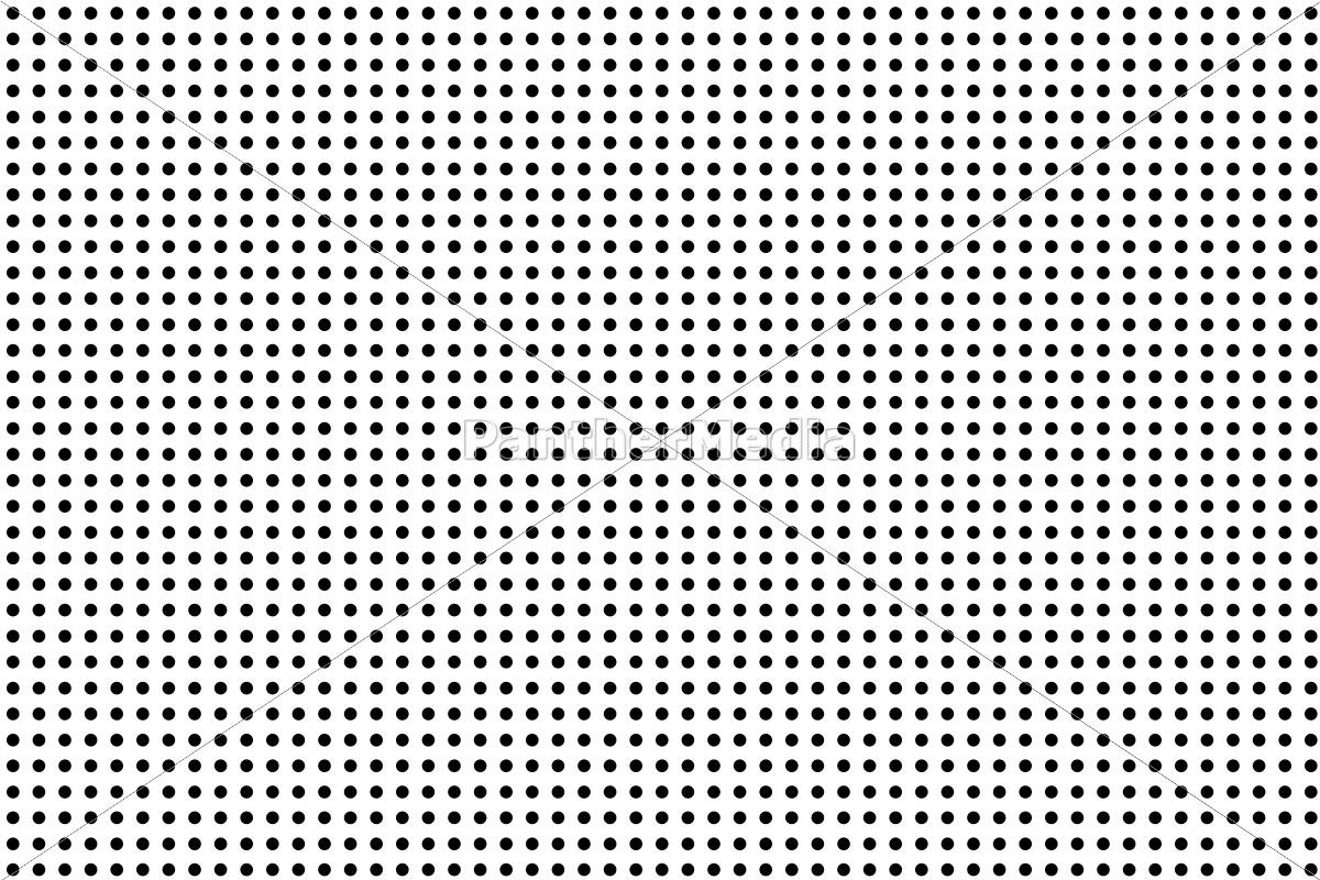 Kleine Schwarze Punkte Auf Weißer Fläche