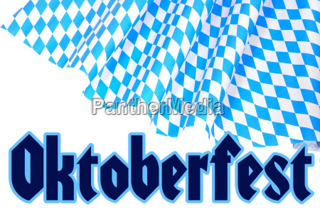 oktoberfest blau bayern wiesn