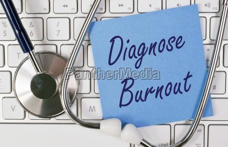 diagnose burnout
