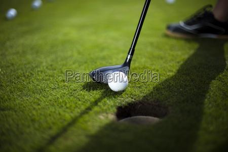 sport ball fahrer treiber schlaeger golfschlaeger