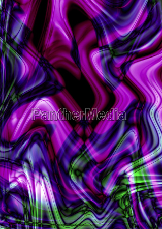 fliessen illustration lila purpur abstraktes abstrakte
