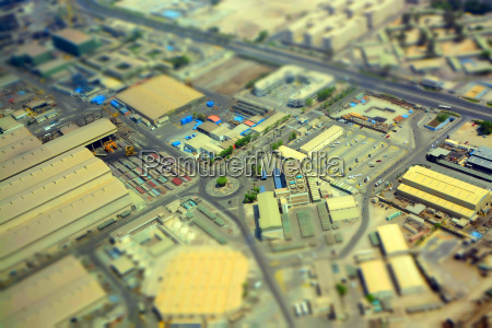 aerial perspective house multistory building multistorey