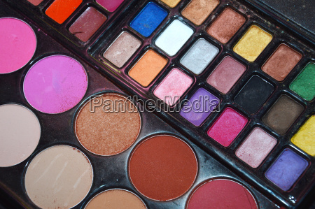 cosmetic pallets