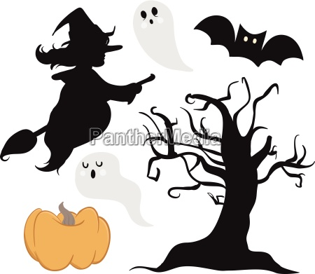 halloween sammlung