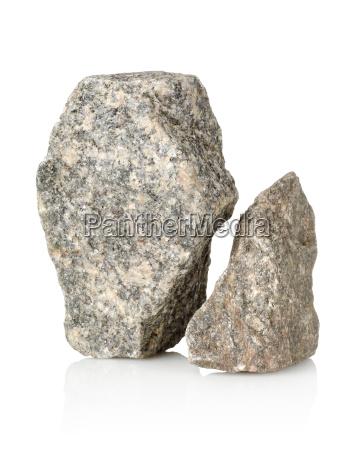 freisteller closeup stein felsen fels gestein