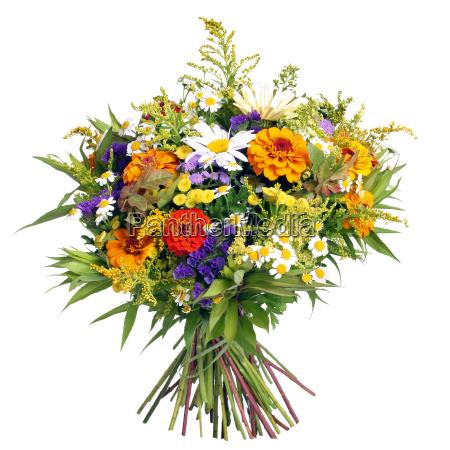 bouquet of the cottage garden