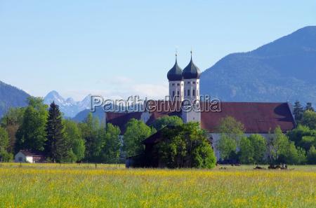 benediktbeuern kloster 02