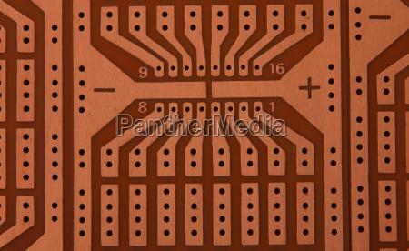 plus minus elektronisch elektronik leiterbahn schaltung