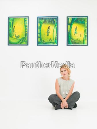 malerin und ihre werke