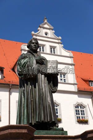 martin luther in wittenberg