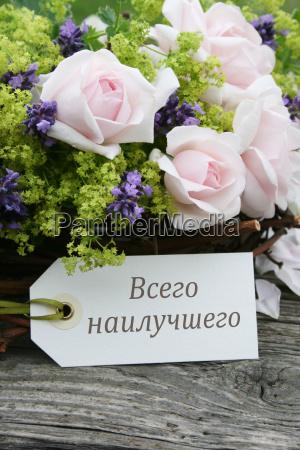 russian russia birthday birthday card happy