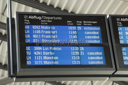 retraso marcador aeropuerto cancelado