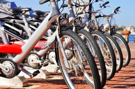 public bicycle transportation system