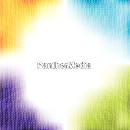 colorful background design with burst and