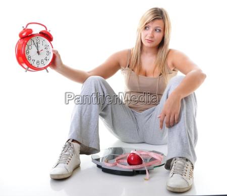 frau verlieren gesundheit gross betraechtlich enorm