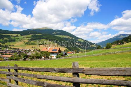 sarntal in south tyrolrn